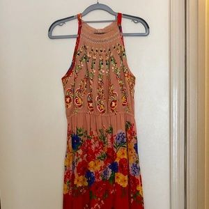 Anthropologie Vineet Bahl Maxi Dress